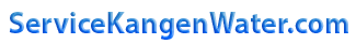 SERVICE KANGEN WATER Logo